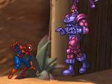 Spider Hero defence