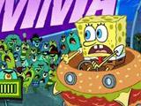 Sponge Bob Delivery