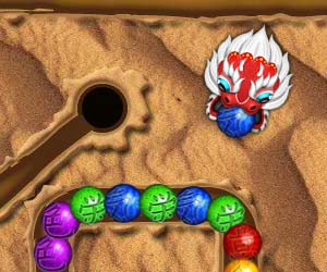Dragon marble blast 3