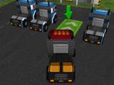 Parking Camion 3D