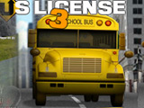 School Bus License 3