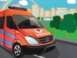 Emergency Van Parking
