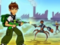 Ben10 Ultimate Aliens Kill Zone