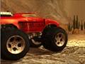 3D Monster truck game