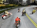 Motoracing Superbikes against Choppers