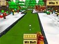 Mini Golf Christmas
