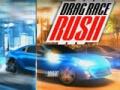 3D Drag Race Rush