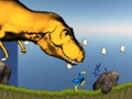 Stinky Bird Dinosaur Run
