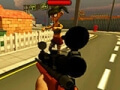 Zombie Town Sniper Shooter