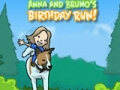 Anna and Bruno's Birthday Run