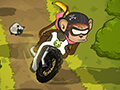 Monkey Motocross Island