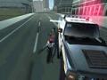 Motorbike vs. Police