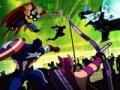 Avengers Vs. Gamma Monsters