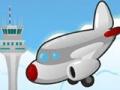 Airplane Runway Parking