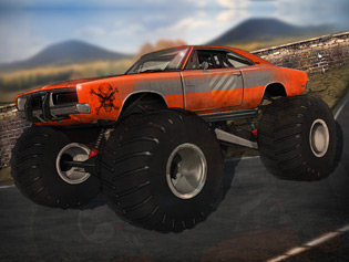 Monster Truck Jumper