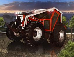 4x4 tractor challenge