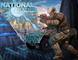 National Defense: Space Assault