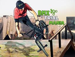 BMX Trial Mania