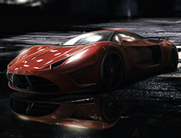 Super Car Rain Parking 2